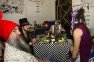 The Mad Hatter Tea Party (Photo by Timothy Wildgoose)